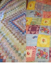2 beautiful quilts