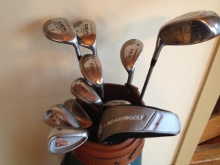 Adam's Golf Clubs