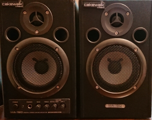 Roland Cakewalk Speakers
